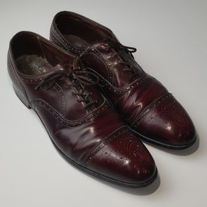Vintage Wright Arch Preserver Shoes